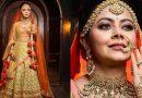 बॉलीवुड में डेब्यू करने से पहले ही दुल्हन बनीं 'गोपी बहू', दिल थाम कर ही देखिएगा तस्वीरें