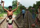 टूटी पटरी की और तेजी से बढ़ रही थी ट्रेन, गरीब बाप-बेटी बीच में खड़े हो गए, फिर हुआ कुछ ऐसा कि..