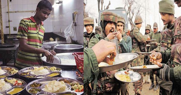 Photo of अपने एक सैनिक पर प्रतिदिन भोजन पर इतना खर्च करती है इंडियन आर्मी, जानिए दिलचस्प खबर