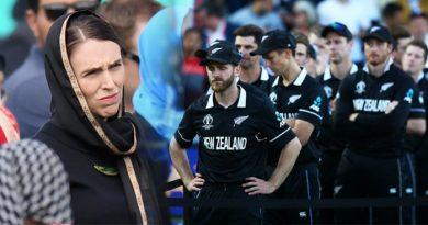 वर्ल्ड कप गंवाने के बाद न्यूजीलैंड की PM और मीडिया ने कहा- 'NZ से लूटा गया जीत का ताज'