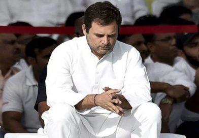 कांग्रेस ने की राहुल गांधी के लिए लोकसभा में पहली कतार में सीट की मांग, मिला ऐसा करारा जवाब