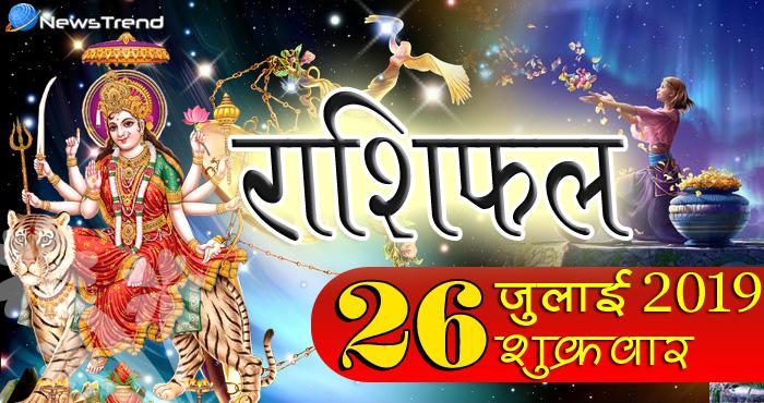 Photo of Rashifal: मां दुर्गा की कृपा से चमकने वाले हैं 6 राशियों की किस्मत के सितारे, मिलेगी बड़ी सफलता