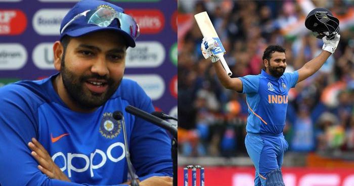 रोहित शर्मा से पूछा गया- 'सेमीफाइनल किसके साथ खेलना चाहोगे', तो हिटमैन ने कहा- 'चिंता नहीं...'
