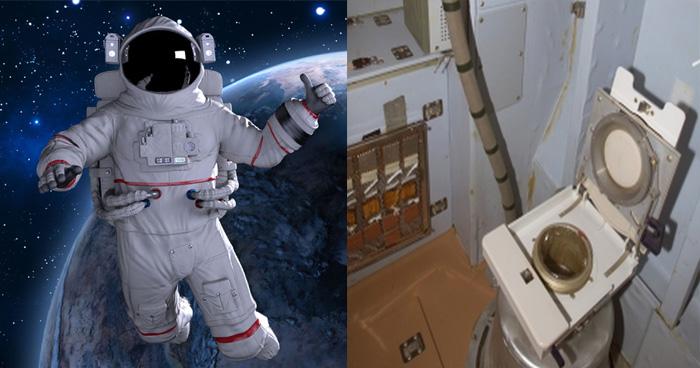 अंतरिक्ष में टॉयलेट आने पर एस्ट्रोनॉट क्या करते हैं, कहाँ जाते हैं, जवाब जान हैरान रह जाओगे