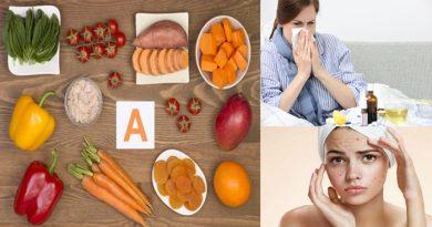 विटामिन ए के फायदे