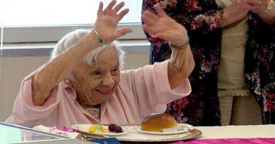 107 साल की हुई दादी माँ, बताया अपनी लंबी उम्र का राज़
