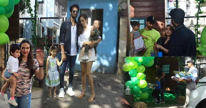 Photo of Photos: शाहिद ने मनाया बेटी मीशा का तीसरा जन्मदिन, बर्थडे पार्टी में दिखा स्टार किड्स का जलवा