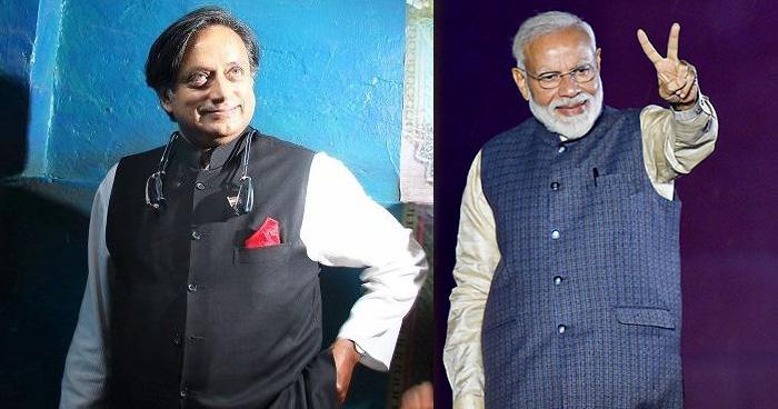 शशि के 'मोदी भक्ति' पर कांग्रेस ने मांगा स्पष्टीकरण, तो थरुर ने दो टूक में दिया ये जवाब