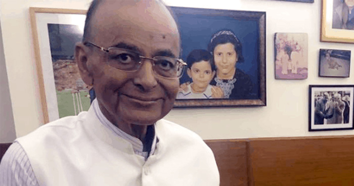 Photo of पूर्व वित्त मंत्री अरुण जेटली की हालत नाजुक, लाइफ सपोर्ट सिस्टम पर रखा गया