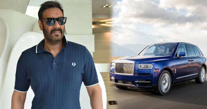 Photo of अजय देवगन बने रोल्स रॉयस लक्ज़री SUV खरीदने वाले तीसरे भारतीय, पर किस वजह से होने लगे ट्रोल?