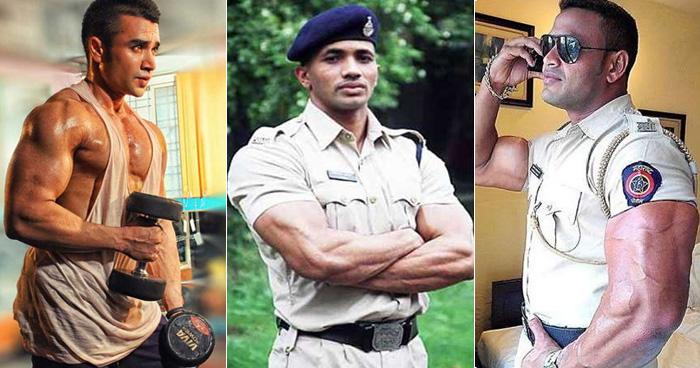 Photo of ये हैं भारत के 5 सबसे फीट पुलिसवाले, इनकी बॉडी देख बॉलीवुड एक्टर्स भी लगते हैं फीके