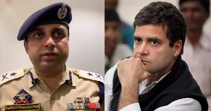जम्मू-कश्मीर मुद्दे पर बेनकाब हुए राहुल गांधी, कश्मीर IG ने कहा- 'भरोसा मत कीजिए...सब झूठ'