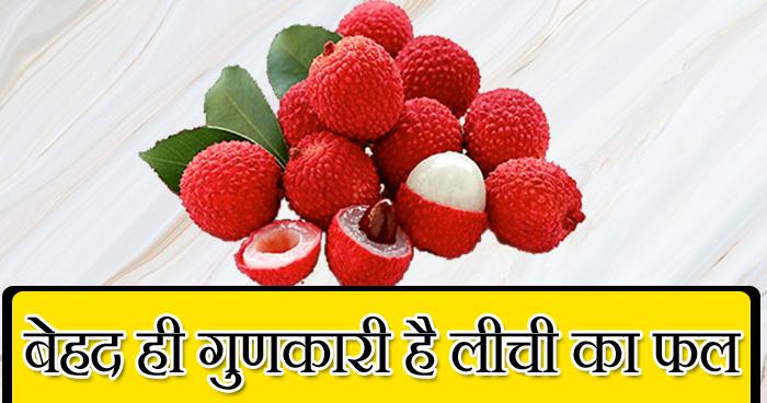 Photo of बेहद ही गुणकारी है लीची का फल, पढ़ें लीची खाने के फायदे