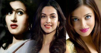 ये हैं भारतीय सिनेमा की अब तक की 10 सबसे खूबसूरत अभिनेत्रियां, एक से बढ़कर एक है सबकी खूबसूरती