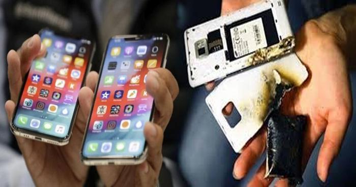 इन 5 गलतियों की वजह से स्मार्टफोन में होता है ब्लास्ट