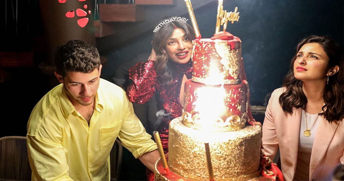बीवी के बर्थडे पर निक लाये इतना महंगा केक, प्रियंका का रिएक्शन देख लोग बोले- लगता है पहली बार..