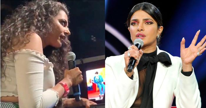 सोशल मीडिया पर सामने आकर पाकिस्तानी महिला ने बताई पूरी कहानी, प्रियंका चोपड़ा को बताया ढोंगी
