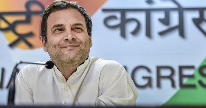 सामने आया नेहरु-इंदिरा के लाड़ले 'राहुल गांधी' का दोहरा चरित्र, अपनी ही बात से जाते हैं मुकर