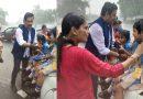 बारिश में बच्चों को रोता-बिलखता देख भावुक हुए रवि किशन, वायरल हुई तस्वीरें