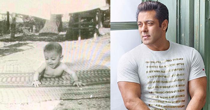 Photo of सलमान खान के करियर में आया एक अहम पड़ाव, बचपन की तस्वीर शेयर कर कही ये बात
