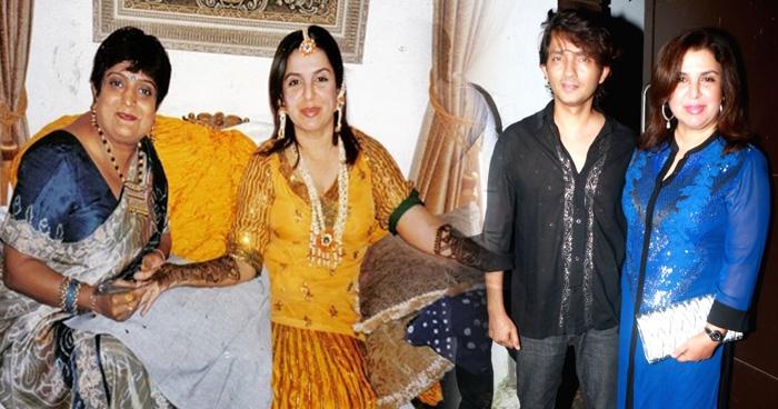 Photo of मेहंदी रस्म में प्यारी गुड़िया जैसी दिख रही थी दबंग फराह खान, देखे अनदेखी तस्वीरें