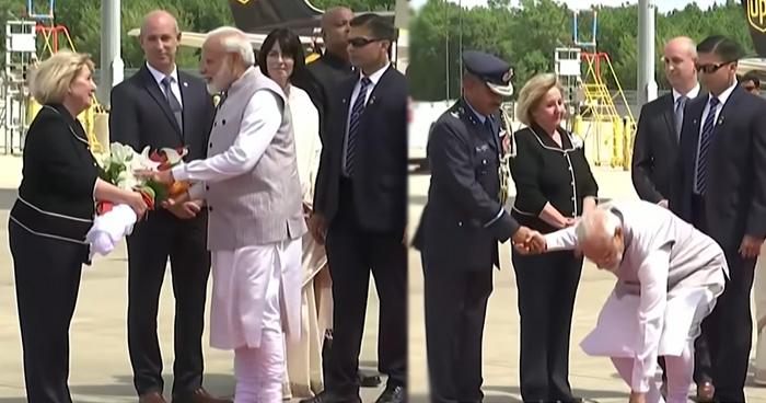 Photo of अमेरिकी जमीन पर PM मोदी ने कर दिया ऐसा काम की  हर हिंदुस्तानी करने लगा गर्व, देखे Video