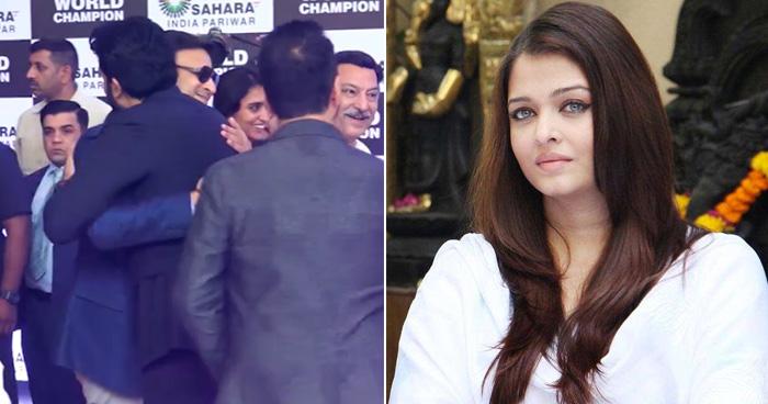 Photo of विवेक को गले लगाने पर पति से नाराज़ हुई ऐश्वर्या, फटकार लगाते हुए पूछा- 'उससे चिपकने की क्या..'