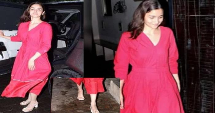 सड़कों पर बेहद ही कीमती सैंडल पहनकर निकलीं आलिया भट्ट, कीमत जानकर फैंस के उड़े होश