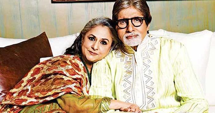 Photo of शादी के 46 साल बाद भी जया और बिग बी में इस बात पर होते है झगड़े, अमिताभ को पड़ती है जया से डांट