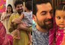 आशा भोसले ने नील नितिन मुकेश की बेटी के लिए गाया 'चंदा मामा दूर के', बेबी ने दिया ऐसा रिएक्शन