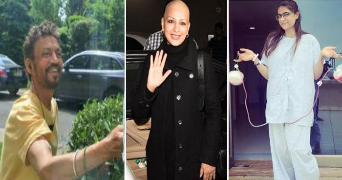 Photo of कैंसर को हराकर दूसरों के लिए प्रेरणा बने ये 7 सितारे, इरफान से लेकर सोनाली का नाम है शामिल