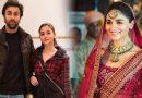रणबीर से अफेयर की खबरों के बीच दुल्हन बनीं आलिया भट्ट, तस्वीरों में दिखा रॉयल अंदाज