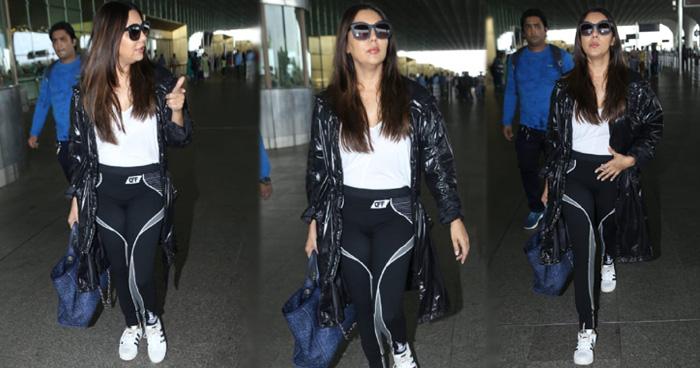 Photo of एयरपोर्ट पर दिखा ब्यूटीफूल लेडी गौरी खान का स्वैग, तस्वीरों में देखें बादशाह की बेगम का कूल लुक