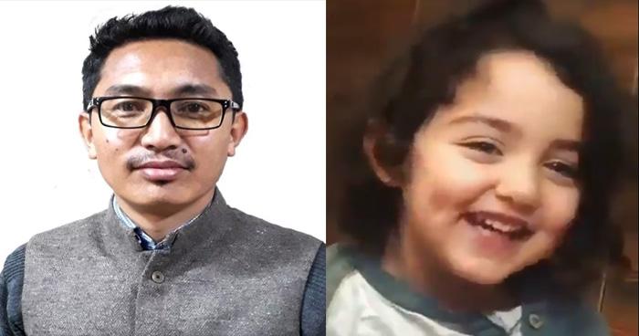 इस क्यूट लड़की के फैन बने लद्दाख के बीजेपी सांसद, Video शेयर कर कही ये बात
