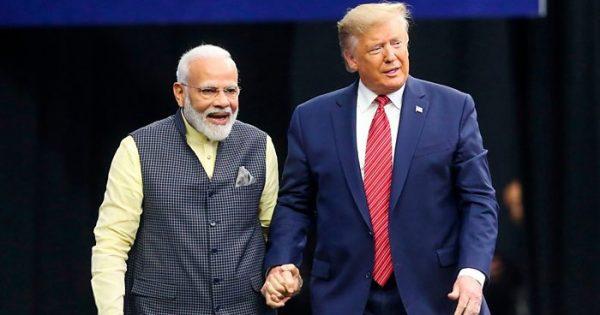 Photo of डॉनल्ड ट्रंप ने की PM मोदी को कहा  'Father of India' हैं, उनकी वजह से पूरा देश एकजुट हुआ हैं