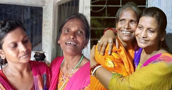 रानू मंडल की बेटी का वीडियो हुआ वायरल, मां संग गाना गाती हुई आई नज़र