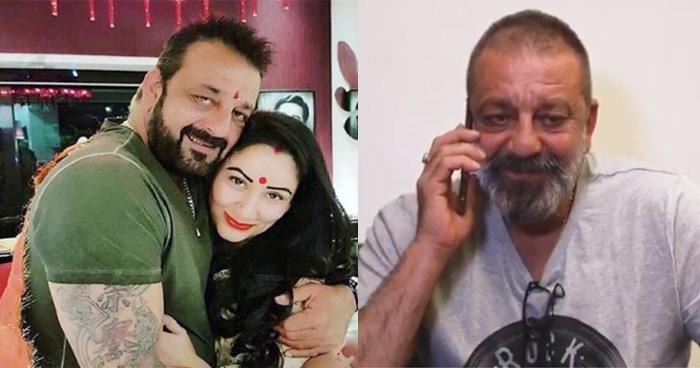 Video: खूबसूरत बीवी होने के बावजूद संजय दत्त ने किया दूसरी लड़की से फ्लर्ट, पकड़े गए रंगे हाथ