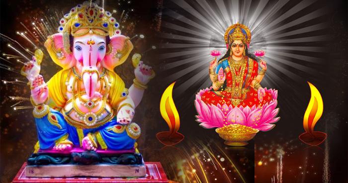 Photo of माँ लक्ष्मी के साथ दिवाली पर करे इन 4 देवी-देवताओं की पूजा, धन के साथ अच्छा भाग्य भी मिलेगा