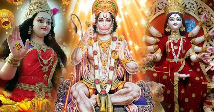 दशहरे पर पढ़ें हनुमान चालीसा का पाठ, दीपावली पर करें लक्ष्मी मां का शंख से अभिषेक