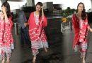 एअरपोर्ट पर सिंपल लुक में कहर ढाती हुई दिखीं श्रद्धा कपूर, सलवार सूट में देख फैंस ने की तारीफ