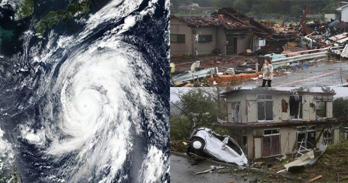 जापान में हेजिबीस तूफान ने मचाया कोहराम, तबाही की ये तस्वीरें देखकर कांप जाएंगे- देखें तस्वीरें
