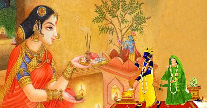 Photo of तुलसी विवाह 2019: पूजा शुरू करने से पहले जरूर पढ़ें तुलसी विवाह की ये रोचक कहानी