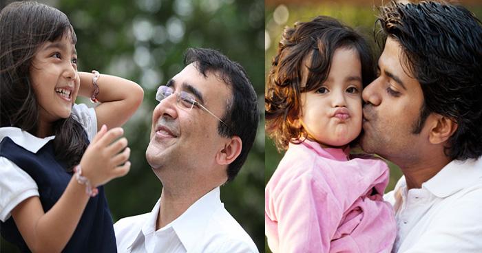 लंबी उम्र जीते हैं बेटियों के पिता, हर बेटी के जन्म के बाद 74 हफ्ते बढ़ जाती है उम्र