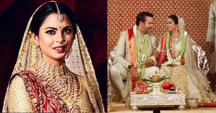 शादी के बाद अब ऐसे नज़र आने लगी हैं ईशा अंबानी, इसलिए लोग कहते हैं की शादी के बाद सब बदल जाता है
