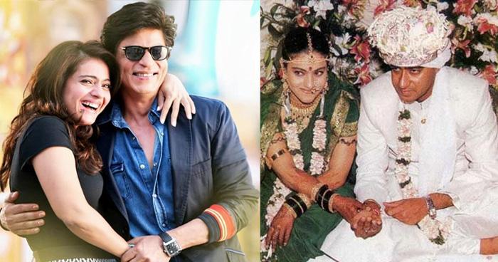 'यदि काजोल अजय से नहीं मिलती तो क्या शाहरुख़ से शादी करती?' काजोल ने दिया चौकाने वाला जवाब