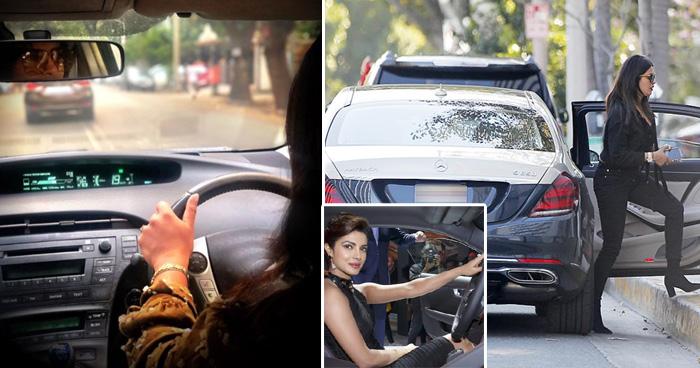 Photo of वायरल हुई प्रियंका चोपड़ा की ड्राइविंग करती हुई तस्वीर, फैन्स बोले – 'सलमान की तरह, तुम भी….'