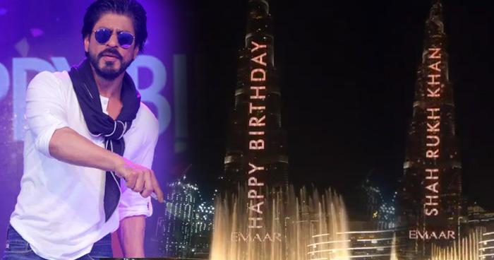 Photo of Video: किंग खान के रंग में रंगा दुबई का बुर्ज खलीफा, इस अनोखे अंदाज में दी 54th जन्मदिन की बधाई