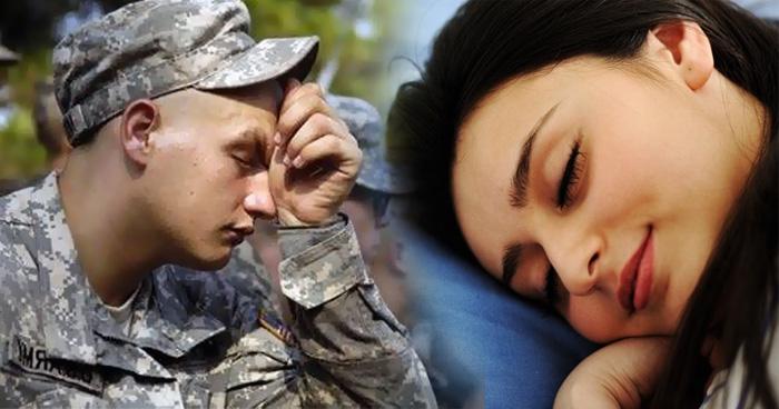 Photo of इस तकनीक से कुछ मिनटों में आ जाएगी गहरी और मीठी नींद, आर्मी वाले भी अपनाते हैं यह तरीका