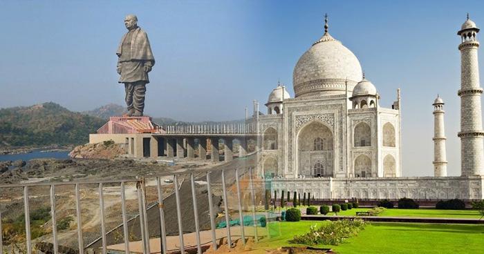ताजमहल से भी ज्यादा हो रही है स्टेचू ऑफ यूनिटी से कमाई, कभी बताया जा रहा था पैसे की बर्बादी