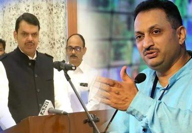 BJP सांसद का खुलासा, सत्ता के लालच में नहीं इस ख़ास काम को करने के लिए 80 घंटे के CM बने थे फडणवीस